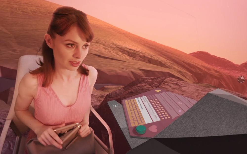 MERGER: Eine Kurzfilm Cyber Dystopie in 360 Grad