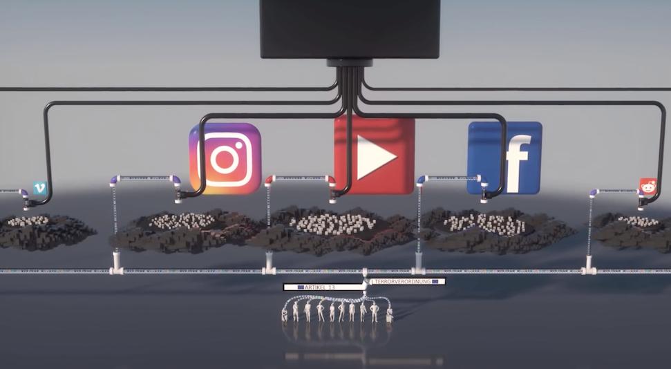 Uploadfilter (und was sie im Internet anrichten würden) einfach erklärt