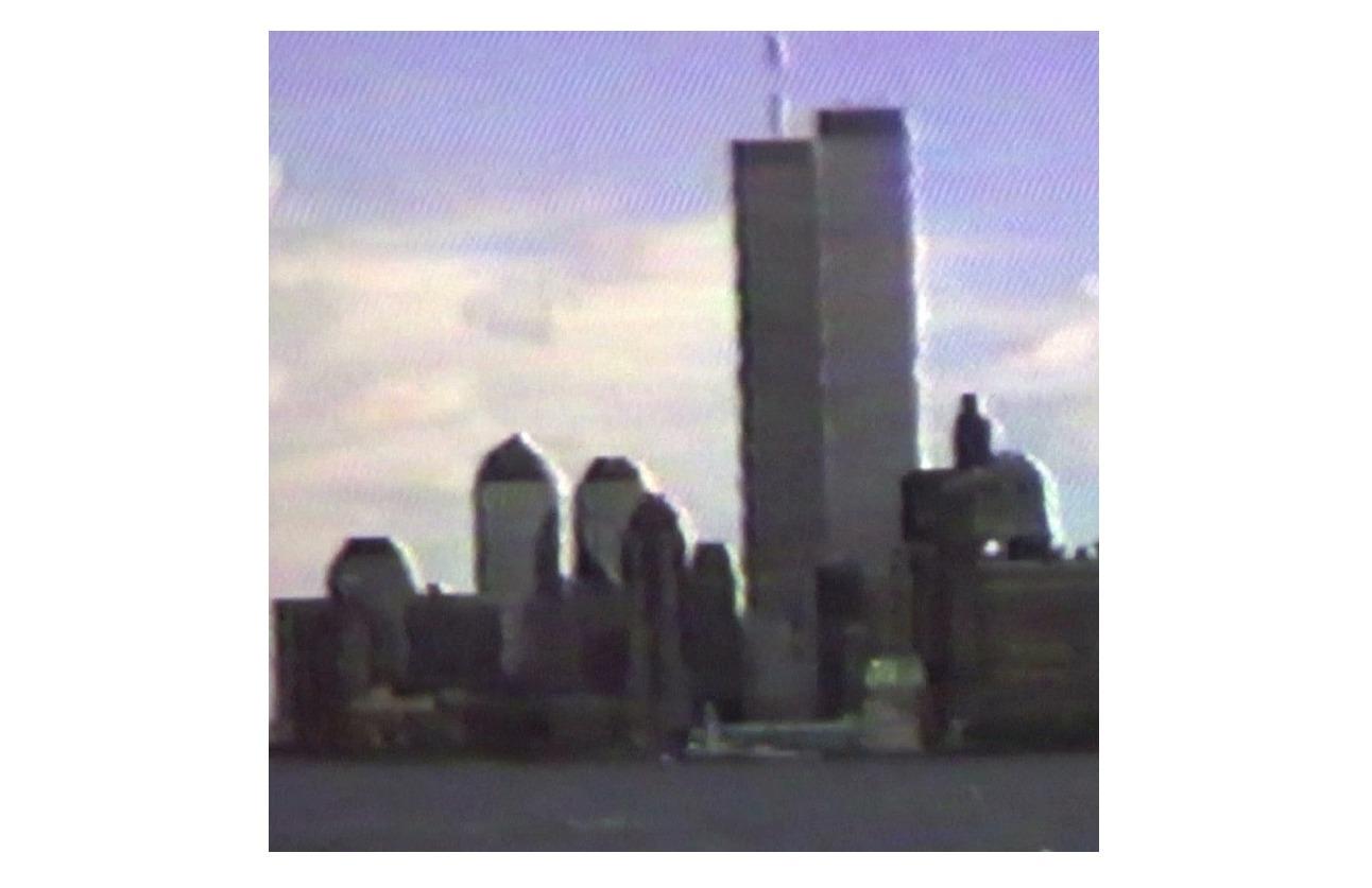 Very Strange '911' Themed Vaporvawe Album