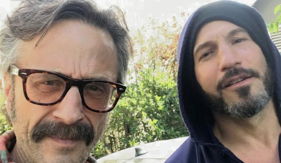 Jon Bernthal spricht mit Marc Maron (Podcast)