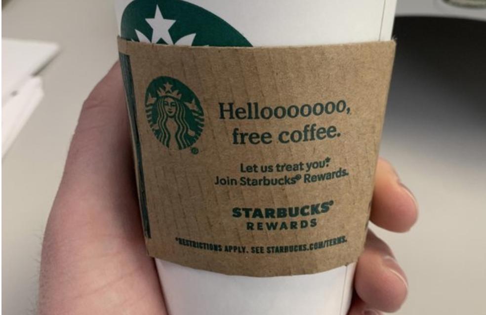 Starbucks credits Twin Peaks