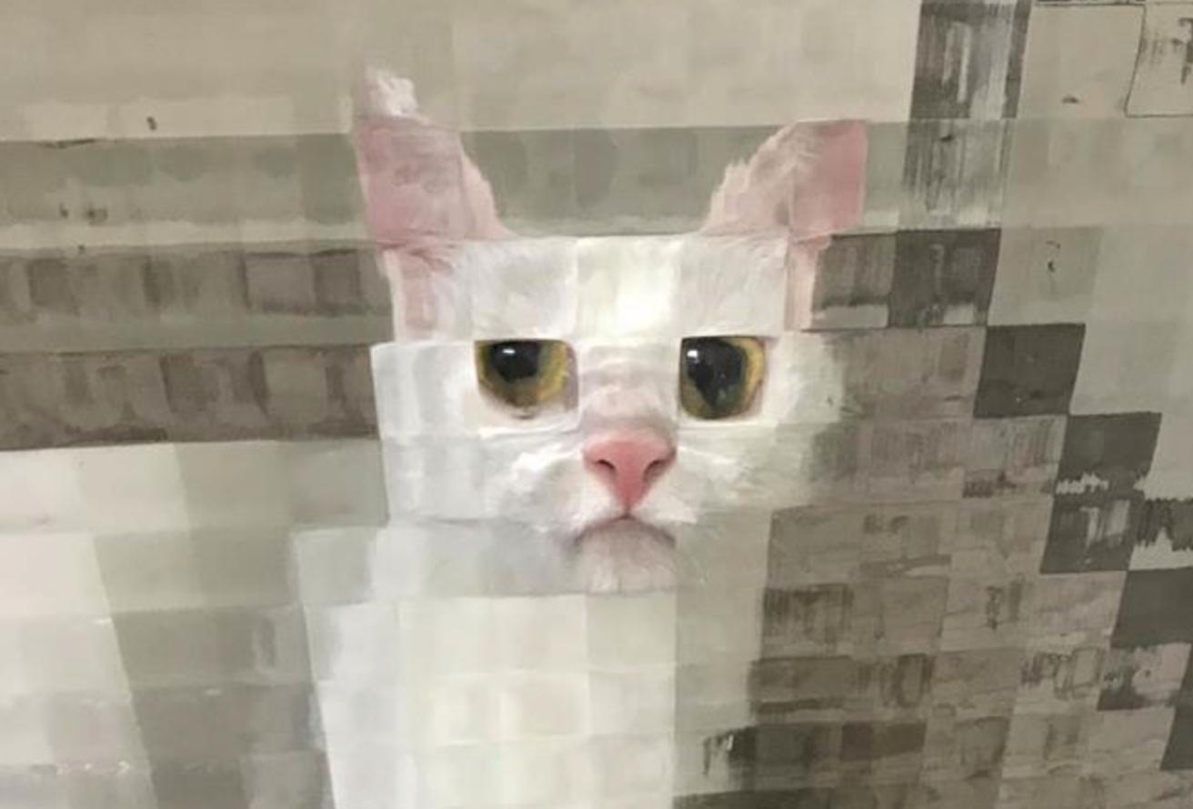 8 Bit Cat No. 2