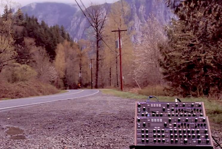 Twin Peaks played on Twin Peaks (at Twin Peaks)