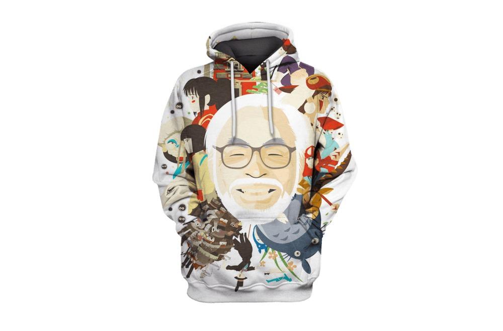 Miyazaki Hoodie