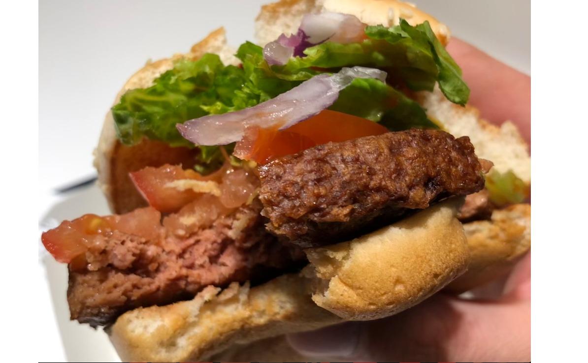 Hab gerade den 'Big Vegan TS' bei McDonald's probiert