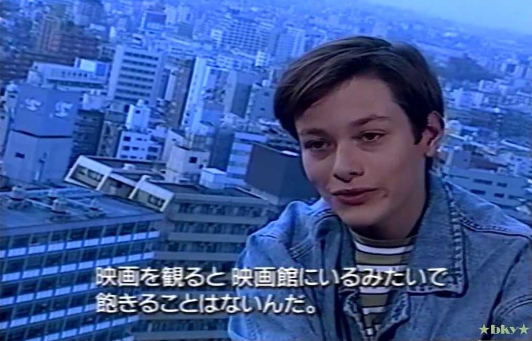 Edward Furlong hat in Japan nach 'Terminator 2' ein Album released