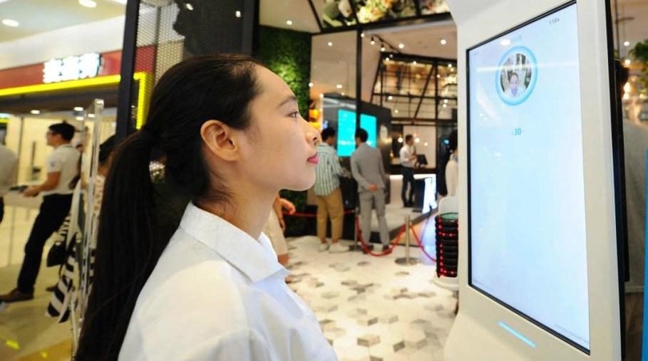 Alipay setzt jetzt Schönheitsfilter für Zahlung per Gesichtserkennung ein
