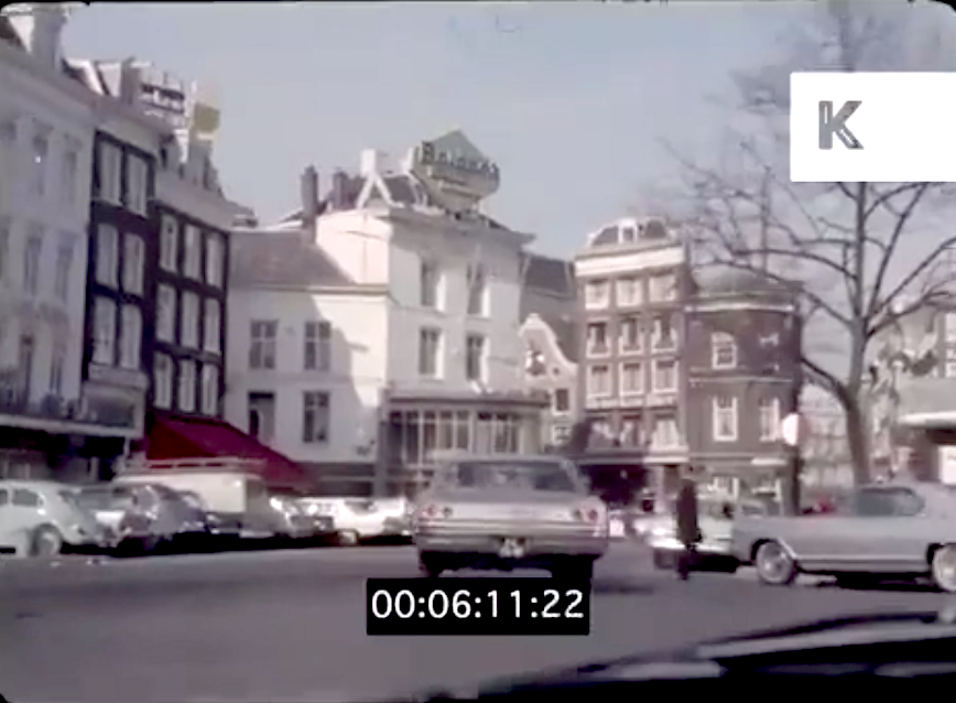 Die Straßen Amsterdams 1960 vs Heute 🚫🚕