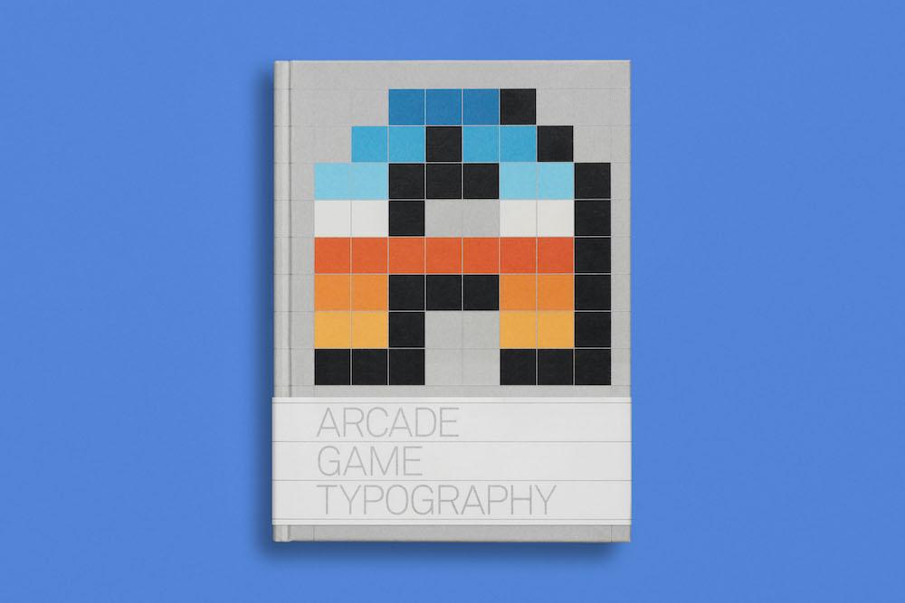 Toshi Omagari: Arcade Game Typography