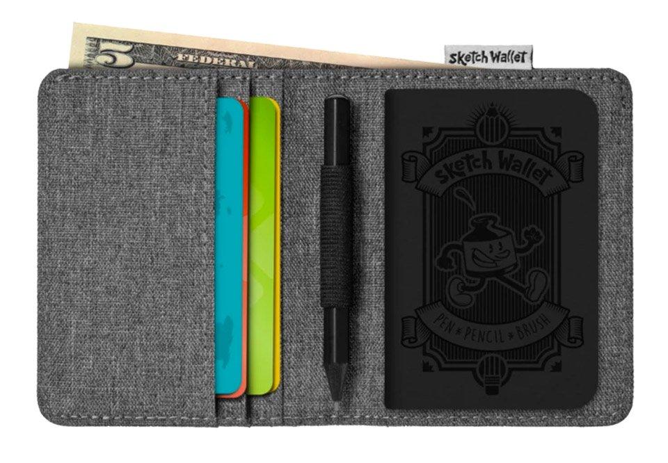 Sketch Wallet