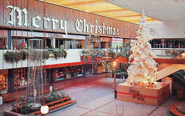 Acht Stunden retro Kaufhausmusik zu Weihnachten