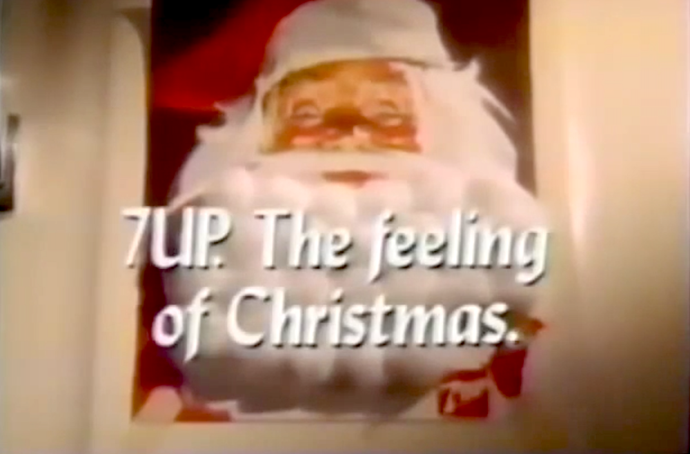 1 hour of 80's Christmas Commercials