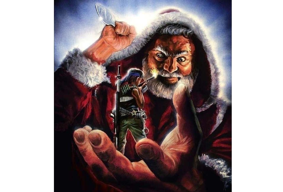 Deadly Games: Allein gegen den Weihnachtsmann