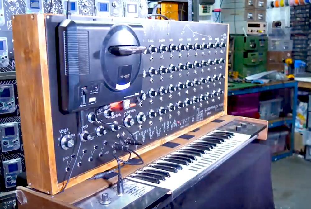 Sega MegaDrive Synthesizer