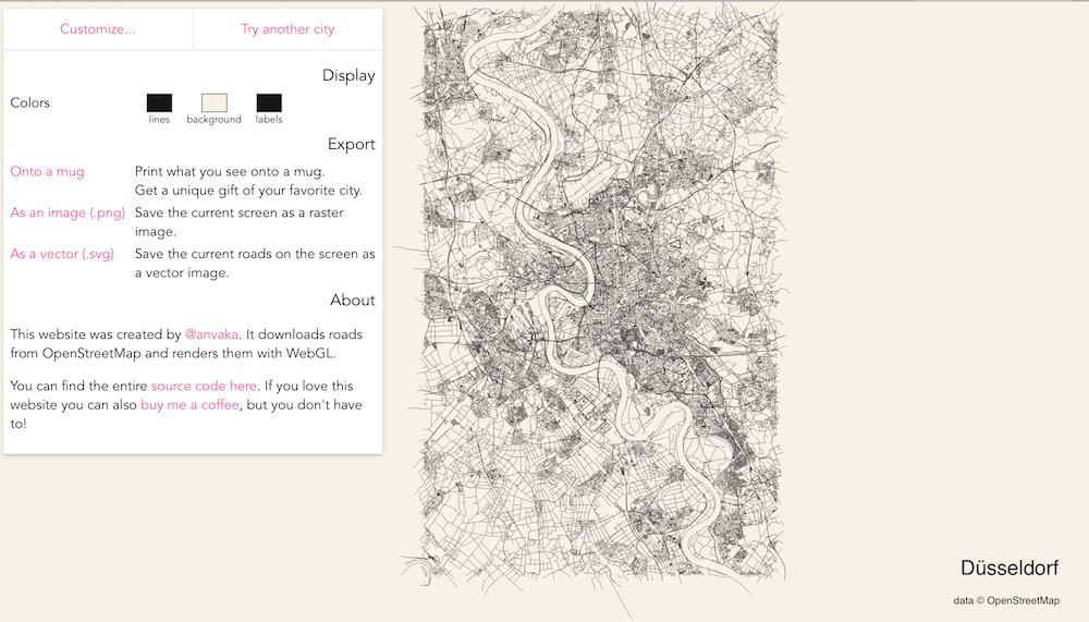 Custom Map Drawings