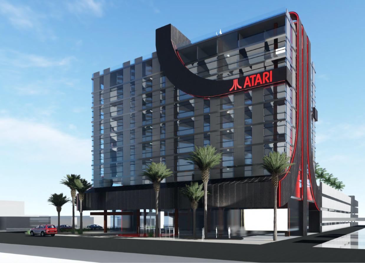 ATARI branded Hotels