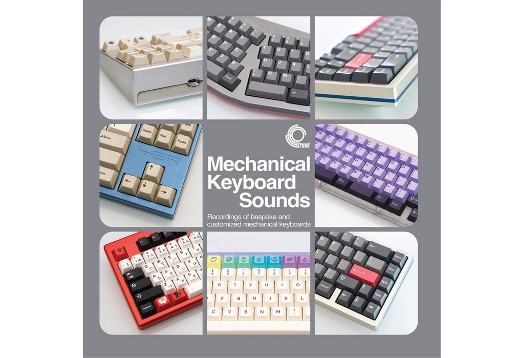 Mechanical Keyboard Sounds On Vinyl Zwentner Com