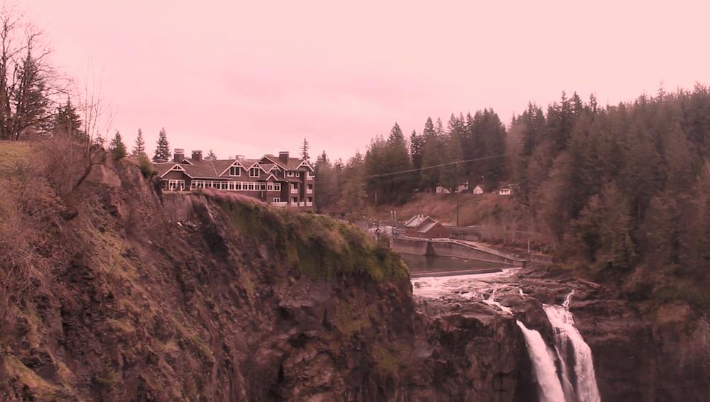 Fanmade  'Twin Peaks' Opening