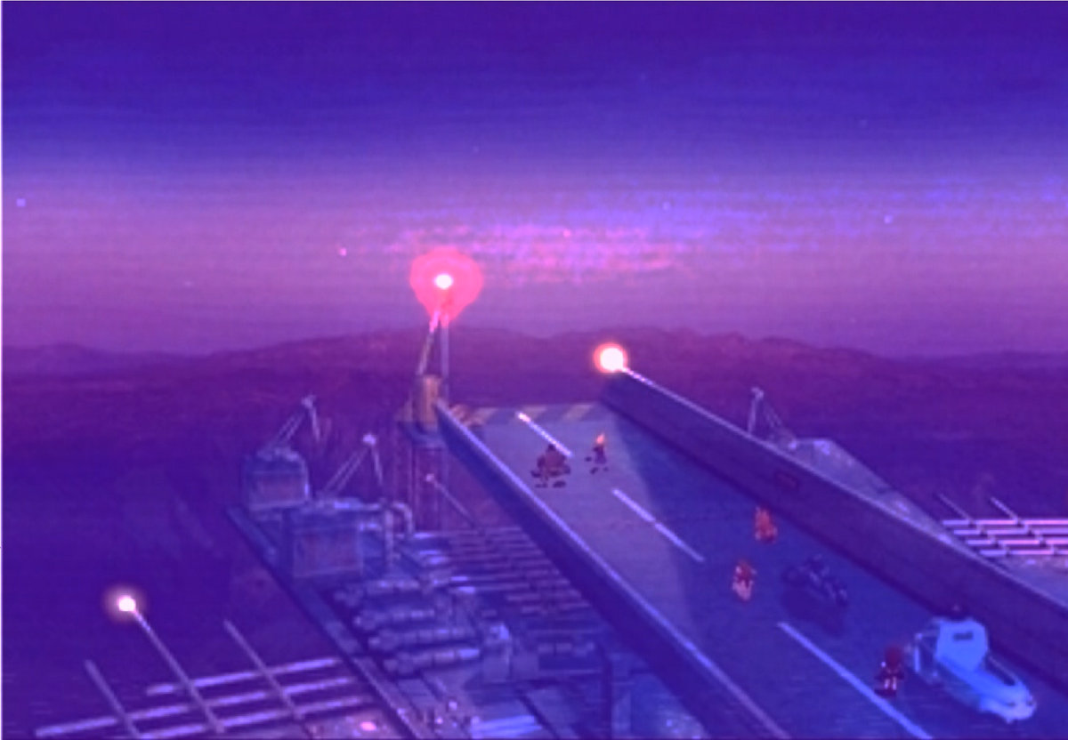 MIDGARWAVE - a Final Fantasy 7 Lofi/Vaporwave Remix