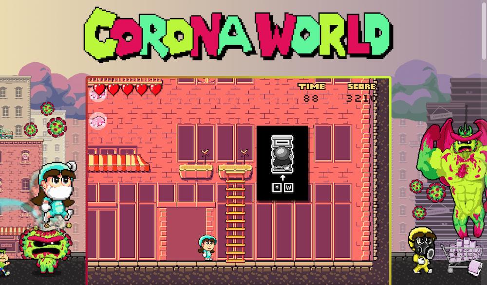 Corona World