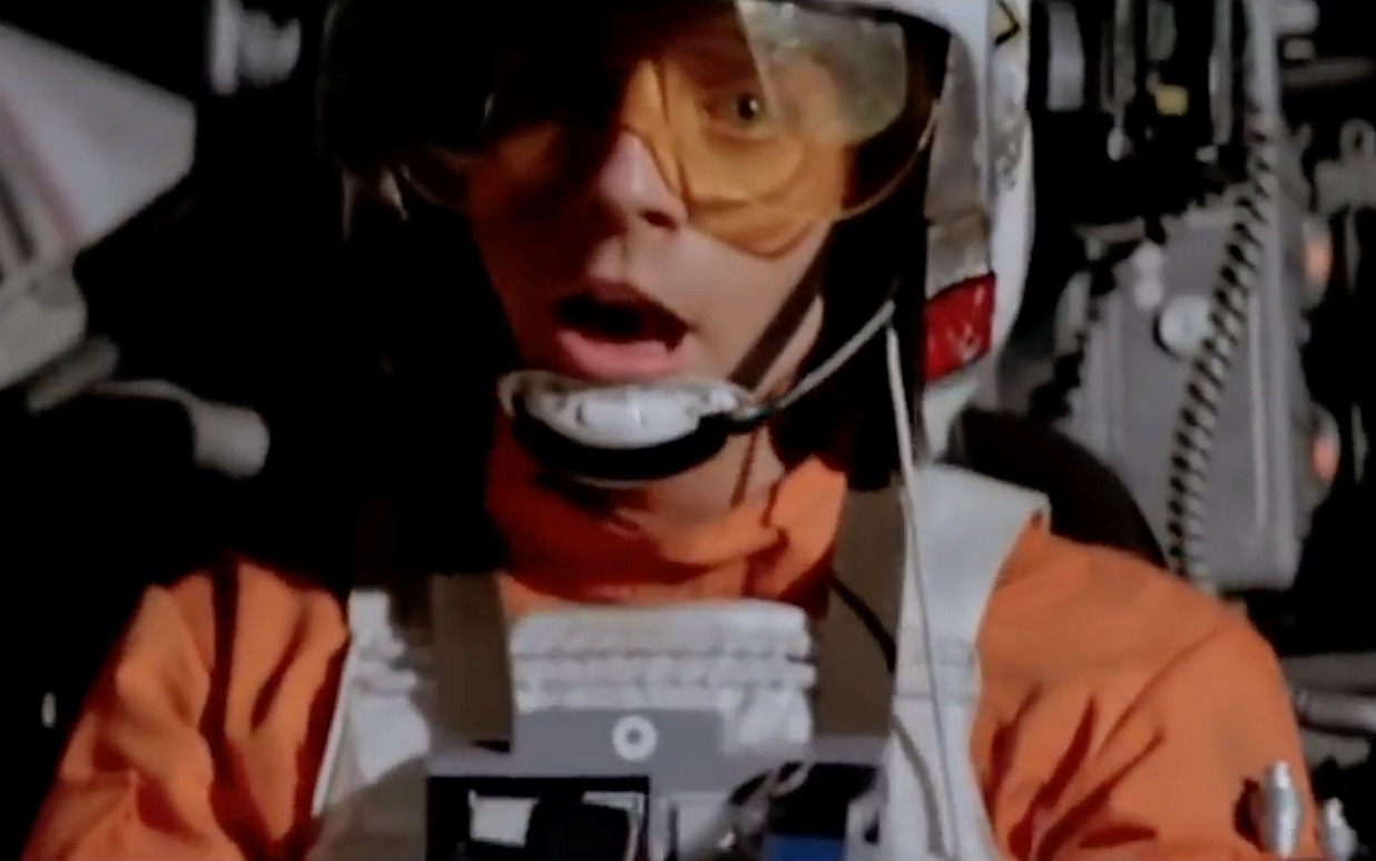 Danger Zone X-Wing Tribute