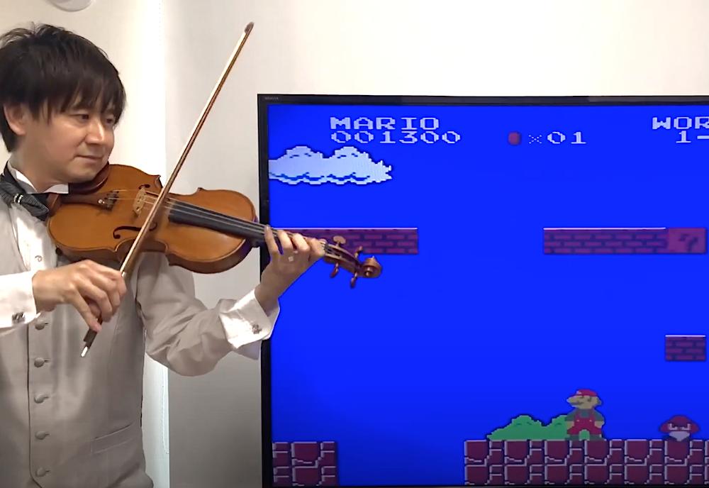Violin Chiptunes ?