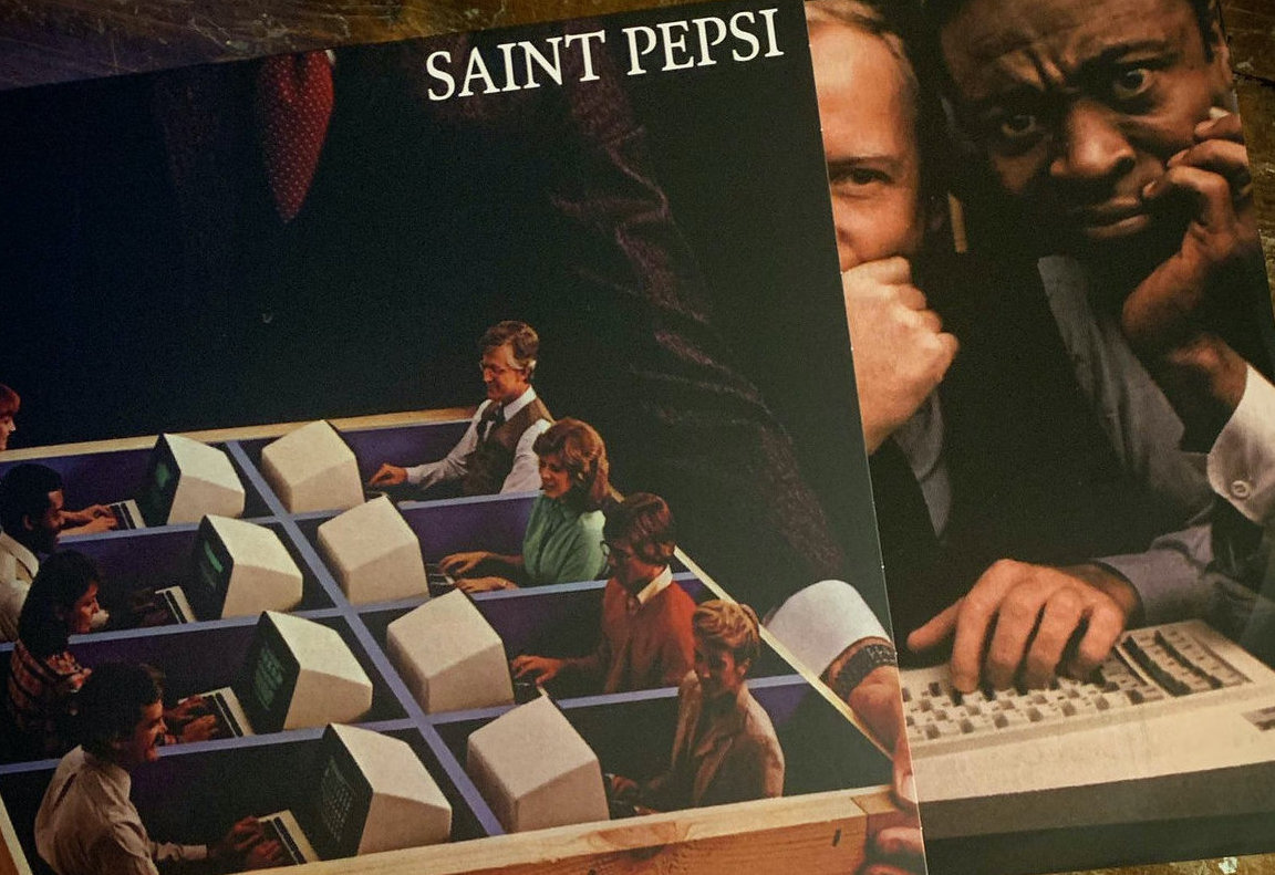 Saint Pepsi, Mannequin Challenge