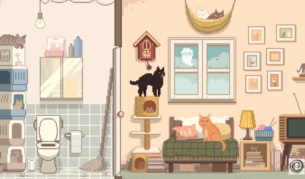 Six Cats Under