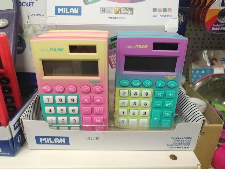 these Calculators...