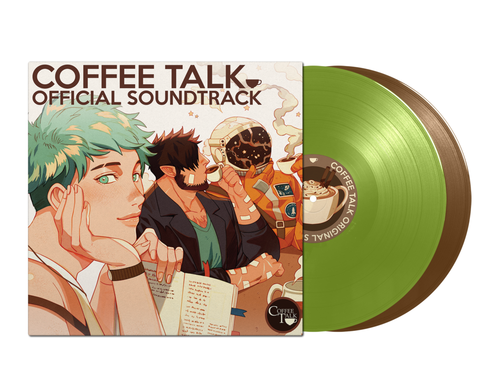 COFFEE TALK (Official Soundtrack)