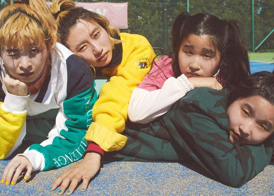 CHAI covern Mariya Takeuchi's 'Plastic Love'