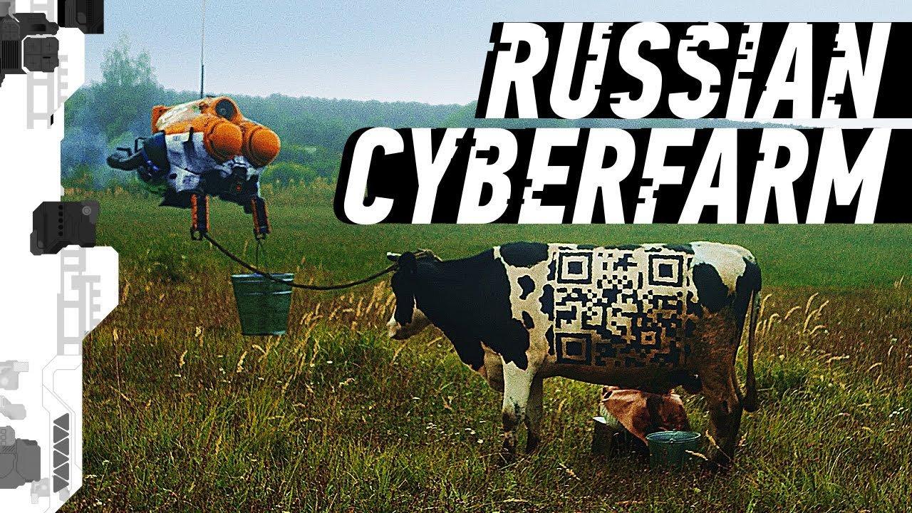 RUSSIAN CYBERPUNK FARM 🇳🇱