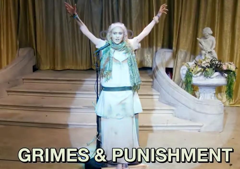 GRIMES & Punishment