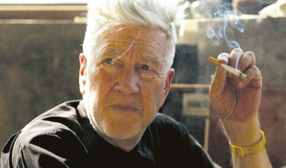 David Lynch on his daily routine