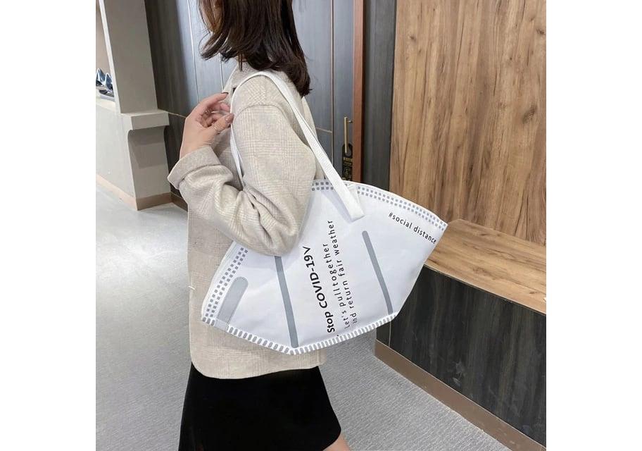 FFP2 Mask Shopping Bag
