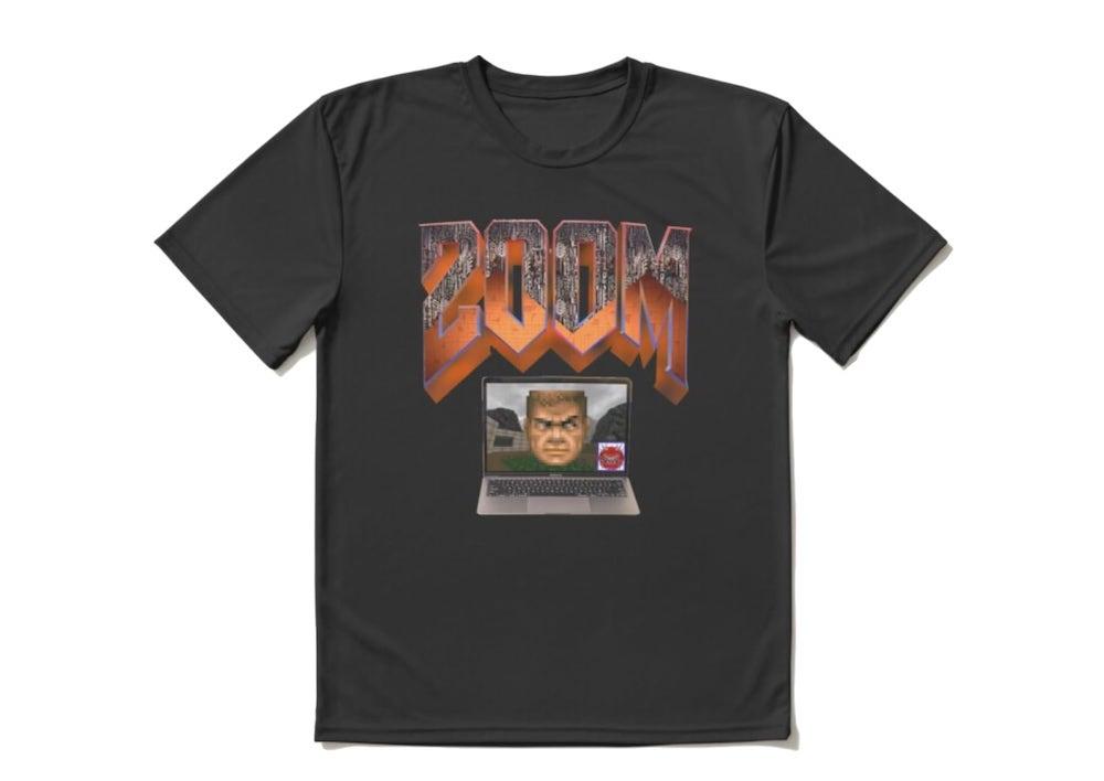 ZOOM DOOM Shirt