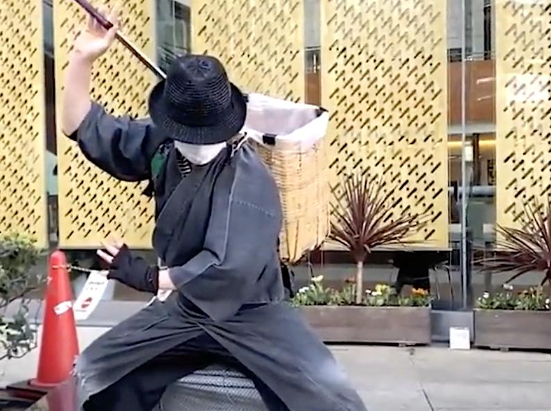 Meet The Samurai Litter Pickers Of Japan