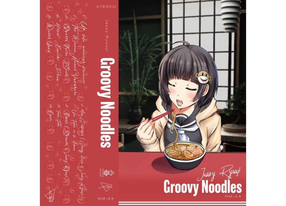 Jazzy Ryuuji: Groovy Noodles 🍜