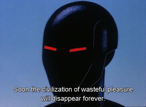 Wasteful Pleasure