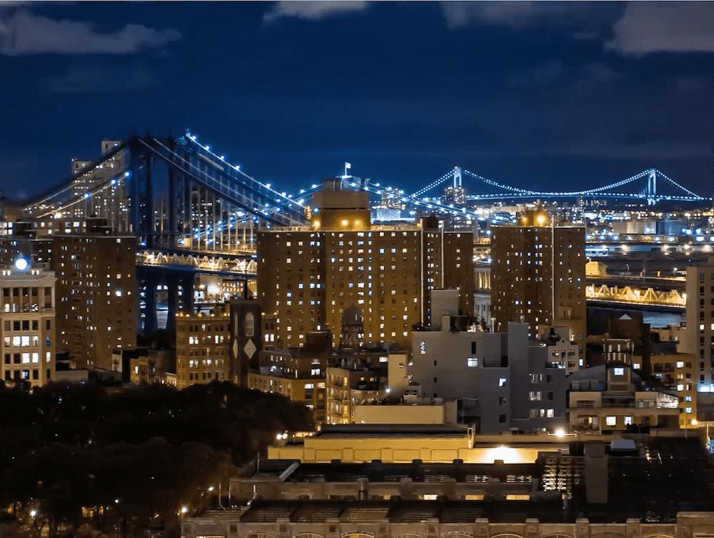 Superb Manhattan Time-lapse