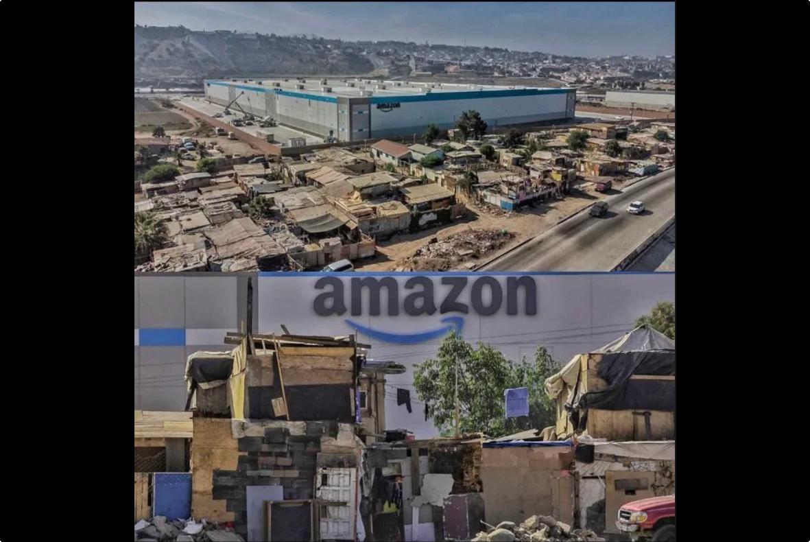 Tijuanas new Amazon center